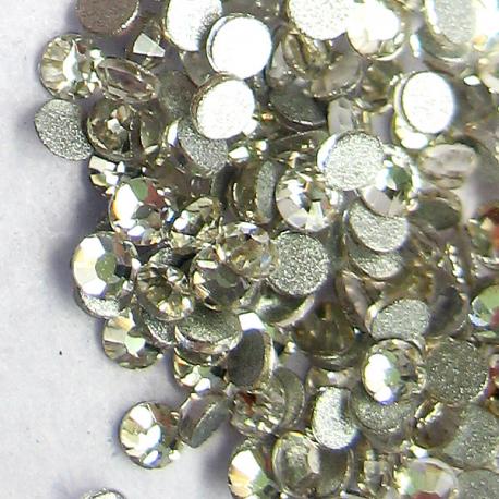 Cyrkonie SS6 crystal
